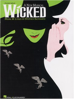 Selections From Wicked - A New Musical (Piano Solo) Books | Piano