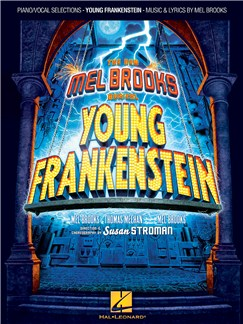 Mel Brooks: Young Frankenstein - Piano/Vocal Selections Books | Piano, Vocal & Guitar
