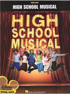 High School Musical - Piano Solo Books | Piano