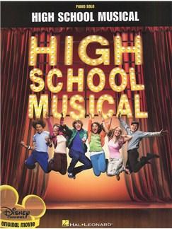 High School Musical - Piano Solo Livre | Piano