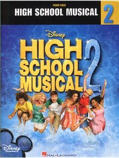 Disney's High School Musical 2: Piano Solo Books | Piano