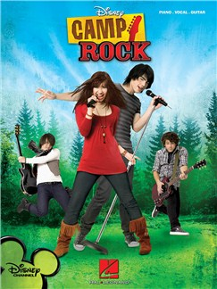 Disney's Camp Rock (PVG) Books | Piano, Vocal & Guitar