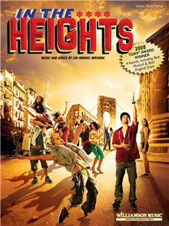 Lin-Manuel Miranda: In The Heights (Vocal Selections) Books | Piano, Vocal & Guitar