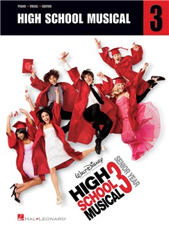 High School Musical 3 - Senior Year (PVG) Books | Piano, Vocal & Guitar
