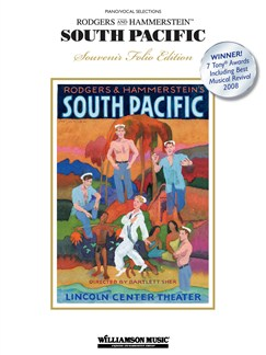 Rodgers And Hammerstein: South Pacific - Souvenir Folio Edition (Piano and Vocal Selections) Books | Piano, Vocal & Guitar