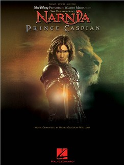The Chronicles of Narnia: Prince Caspian (PVG) Livre | Piano, Chant et Guitare