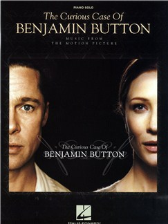The Curious Case Of Benjamin Button - Music From The Motion Picture Books | Piano
