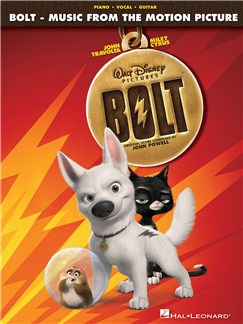 Bolt: Music From The Motion Picture Books | Piano, Vocal & Guitar