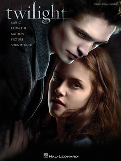 Twilight: Music From The Motion Picture (PVG) Livre | Piano, Chant et Guitare