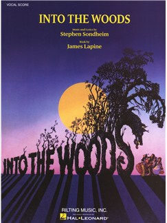 Stephen Sondheim: Into The Woods - Vocal Score Books | Piano & Vocal