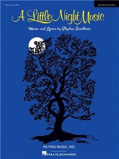 Stephen Sondheim: A Little Night Music Books | SATB