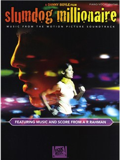 Slumdog Millionaire - Music From The Motion Picture Soundtrack Books | Piano, Vocal & Guitar