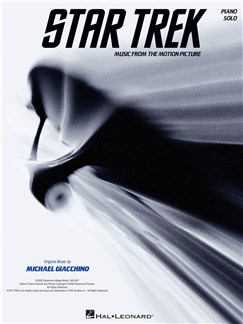 Michael Giacchino: Star Trek - Music From The Motion Picture Soundtrack (Piano) Books | Piano