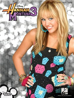 Hannah Montana 3 - PVG Books | Piano, Vocal & Guitar