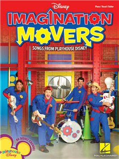 Imagination Movers: Songs From Playhouse Disney - PVG Books | Piano, Vocal & Guitar