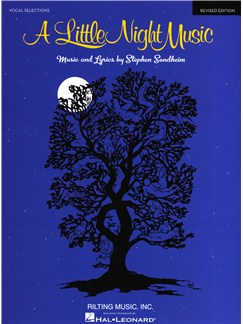 Stephen Sondheim: A Little Night Music - Vocal Selections (Revised Edition) Books | Piano, Vocal & Guitar