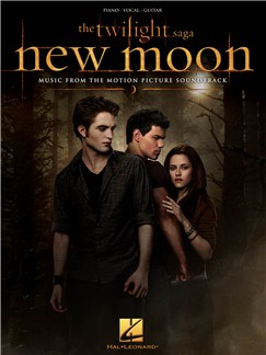 The Twilight Saga - New Moon (PVG) Books | Piano, Vocal & Guitar