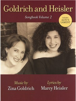 Goldrich And Heisler - Songbook Volume 2 Books | Piano, Vocal & Guitar