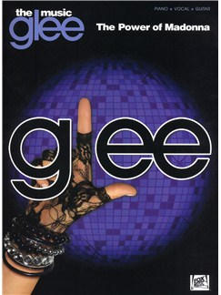 Glee: The Power of Madonna - PVG Books | Piano, Vocal & Guitar