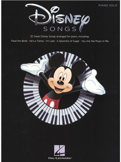 Disney Songs - Piano Solo Books | Piano