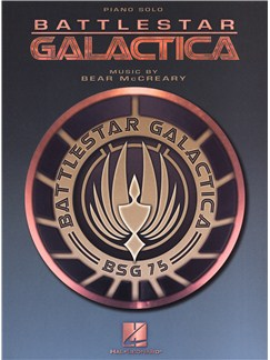 Bear McCreary: Battlestar Galactica Books | Piano