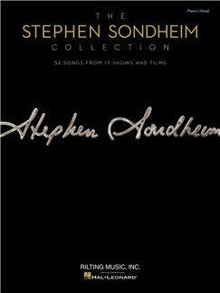 The Stephen Sondheim Collection Books | Voice, Piano Accompaniment