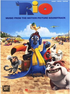 Rio - Music From The Motion Picture Books | Piano, Vocal & Guitar