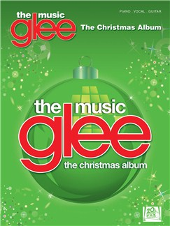 Glee: The Music - The Christmas Album (PVG) Books | Piano, Vocal & Guitar