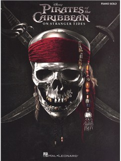 Hans Zimmer: The Pirates Of The Caribbean - On Stranger Tides Books | Piano