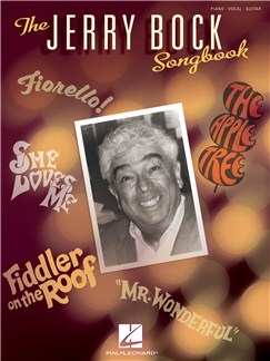 The Jerry Bock Songbook Books | Piano, Vocal & Guitar