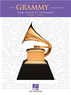 The Grammy Awards: Best R&B Song 1958-2011 Books | Piano, Vocal & Guitar
