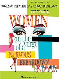 Women On The Verge Of A Nervous Breakdown Books | Piano, Vocal & Guitar