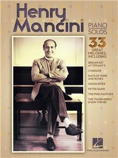 Henry Mancini: Piano Solos Books | Piano