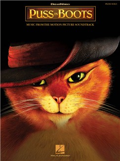 Henry Jackman: Puss In Boots - Music From The Motion Picture Soundtrack Books | Piano