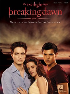 Twilight – Breaking Dawn Part 1 Soundtrack (PVG) Books | Piano, Vocal & Guitar