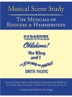 The Musicals Of Rodgers & Hammerstein: Musical Scene Study Books | Voice, Piano Accompaniment