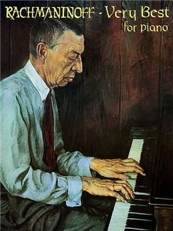 Rachmaninov - Very Best for Piano Books | Piano