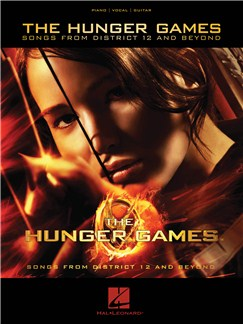 The Hunger Games: Songs From District 12 And Beyond (PVG) Books | Piano, Vocal & Guitar