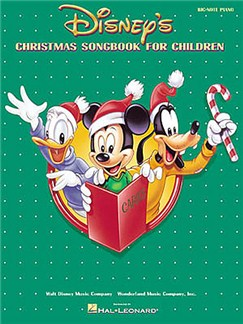 Disney's Christmas Songbook For Children Books | Piano and vocal with guitar chord symbols.