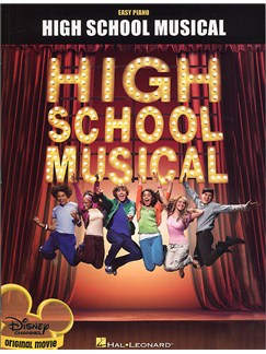 High School Musical - Selections (Easy Piano) Books | Piano (with Chord Symbols)