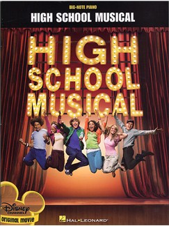 High School Musical - Selections (Big-Note Piano) Books | Piano