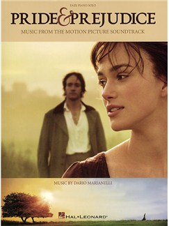 Pride And Prejudice - Music From The Motion Picture Soundtrack (Easy Piano) Livre | Piano