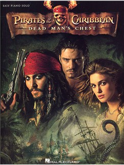 Pirates Of The Caribbean: Dead Man's Chest (Easy Piano) Books | Piano