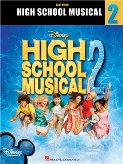 High School Musical 2 (Easy Piano) Books | Easy Piano