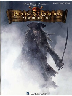 Pirates Of The Caribbean: At World's End - Easy Piano Solo Books | Piano