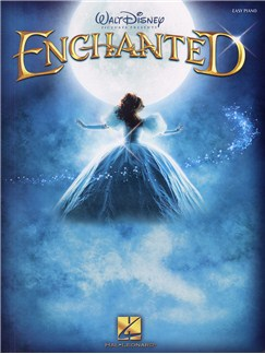 Disney's Enchanted: Easy Piano Songbook Books | Piano