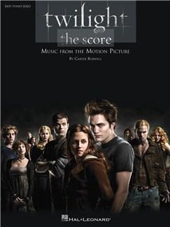 Carter Burwell: Twilight - The Score (Easy Piano) Books | Piano
