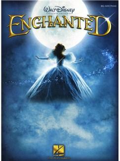 Disney's Enchanted: Big-Note Piano Books | Piano