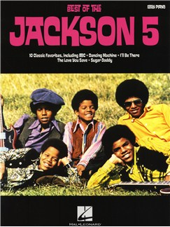 The Jackson 5: Best Of - Easy Piano Books | Piano