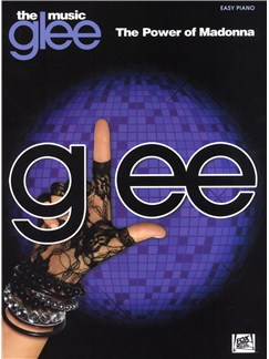 Glee: The Power of Madonna - Easy Piano Books | Piano